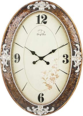 YHEGV in The European Style Palace Classic Wall Clock Wall Clock Quartz end Home of Resin