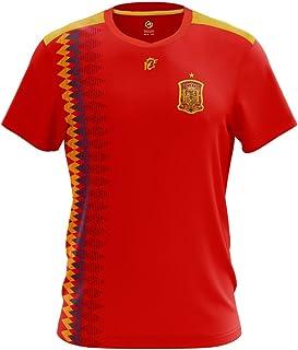 b2b8695f99d Producto Oficial RFEF Camiseta Replica Oficial Federación Española de Futbol  2018