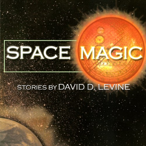 Space Magic audiobook cover art