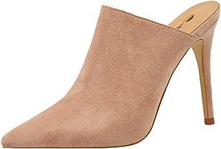 BalaMasa Womens AFL00450 Pu Stiletto Heels