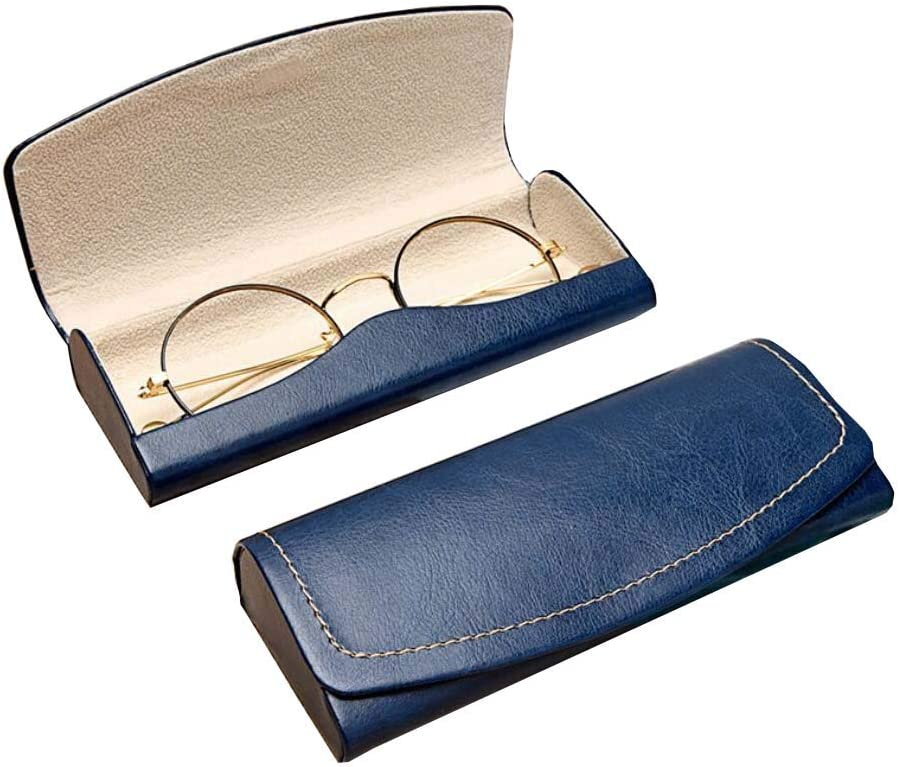 PU Leather Detroit Mall Eyeglass Case Protective lowest price Storage fo Glasses