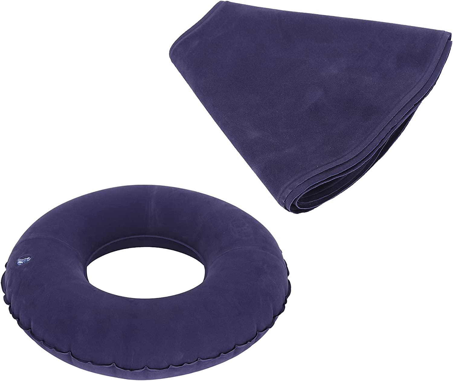 Donut Cushion Easy to Inflate Air Prevent Hemorrhoi Leakage and Max 71% Max 82% OFF OFF