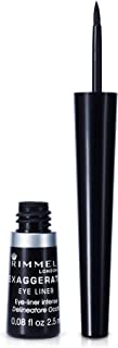 Rimmel London Exaggerate Waterproof Eye Definer, Black