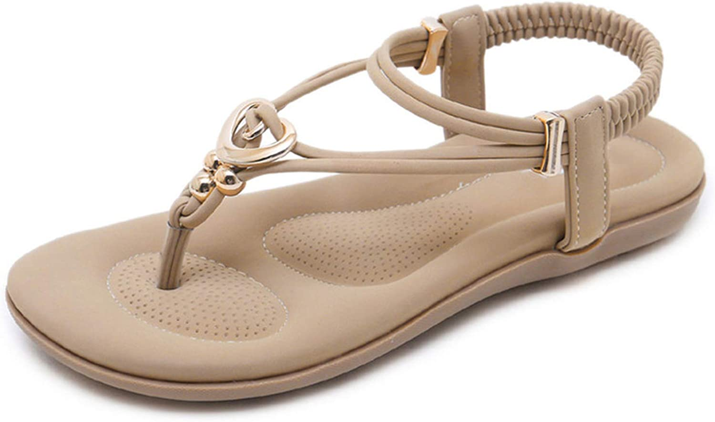 Sensitives Flats Bohemia Ethnic Sandals Women Flip Flops Comfort Soft shoes