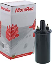 MotoRad 4IC562 Ignition Coil | Fits select Buick Skylark, Cadillac DeVille, Chevrolet Corvette, Impala, Chrysler Town & Country, Dodge Charger, Ford F-100, F-250, F-350, Honda Accord, Toyota Corolla