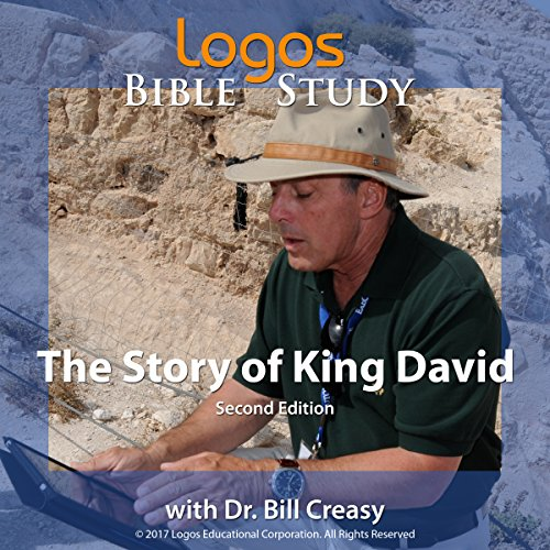 The Story of King David                   By:                                                                                                                                 Dr. Bill Creasy                               Narrated by:                                                                                                                                 Dr. Bill Creasy                      Length: 12 hrs and 18 mins     Not rated yet     Overall 0.0