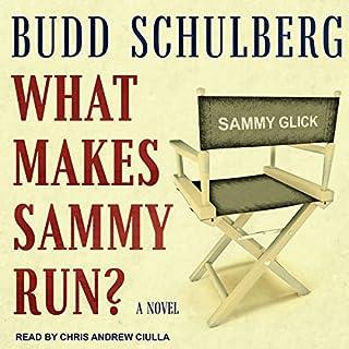 What Makes Sammy Run? cover art