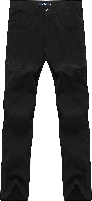 Svacuam Women's Lightweight Outdoor Water Resistant Quick Drying Pants