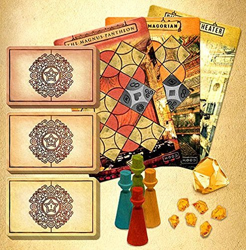 Trickerion: Dahlgaard's Gifts by Ape Games