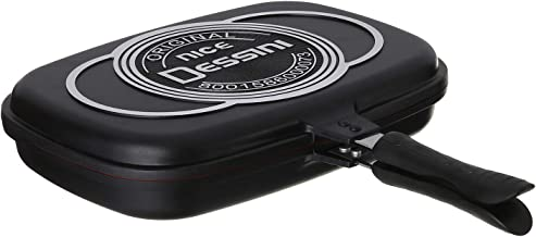 Dessini Nice Two-Sided Double Grill Pan, 36 cm