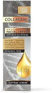 Dead Sea Collagen Anti Wrinkle Facial Serum 1.01 oz