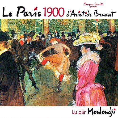 Le Paris 1900 audiobook cover art