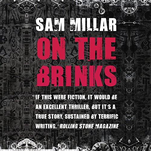 On the Brinks audiobook cover art