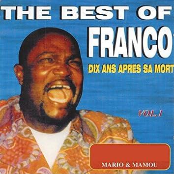 The Best of Franco, Vol. 1 (Dix ans après sa mort)