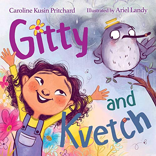 Gitty and Kvetch (English Edition)