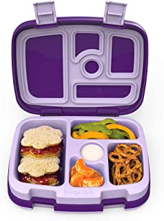 Best Bentgo Kids Prints (Unicorn) - Leak-Proof, 5-Compartment Bento-Style Kids Lunch Box - Ideal Portion Sizes for Ages 3 to 7 - BPA-Free and Food-Safe Materials Reviews