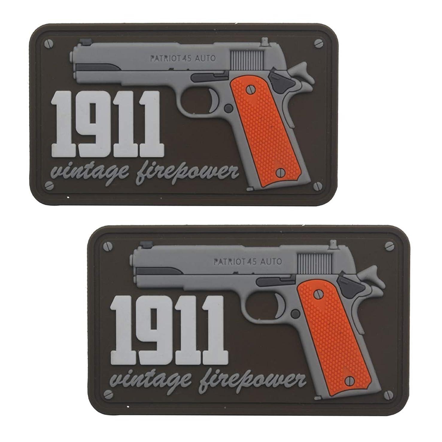 Homiego Tactical Morale Badge Rubber Patch (Rubber Gun)