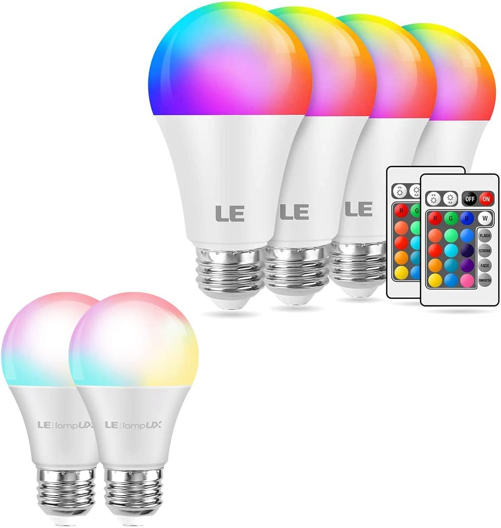 Bundle – 2 Items: 2-Pack 格安SALEスタート Smart LED Bulbs with Light 人気商品 Compatible