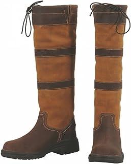 tuffrider lexington 防水高大男式靴子 Fawn 9 B(M) 美国