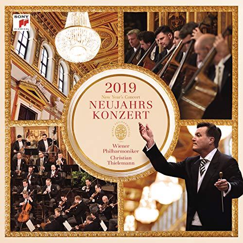 Christian Thielemann, Wiener Philharmoniker -Neujahrskonzert 2019 [Vinyl LP]