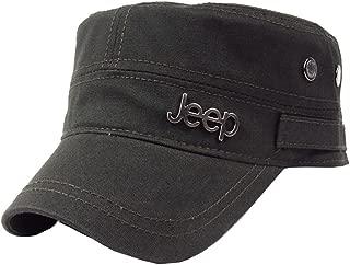 Tactical Cadet Hats Military Caps Twill Army Corps Cap Flat Top Cap Baseball Hat