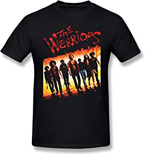 TheWarriors 1979 Movie T Shirt for Mens Contton tee