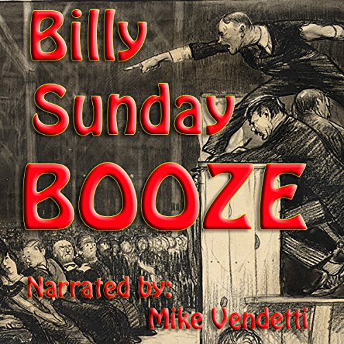 Booze audiobook cover art