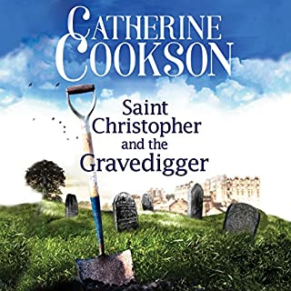 Saint Christopher and the Gravedigger audiobook cover art