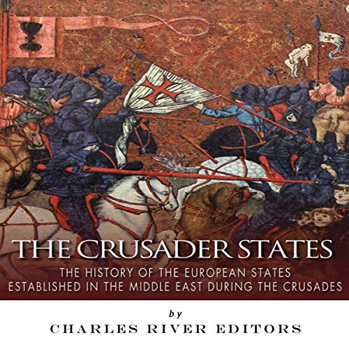 The Crusader States audiobook cover art