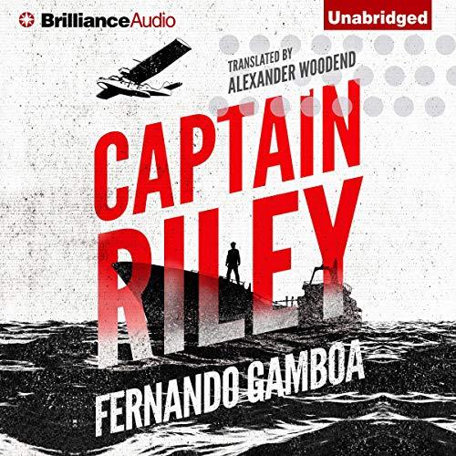 Captain Riley cover art