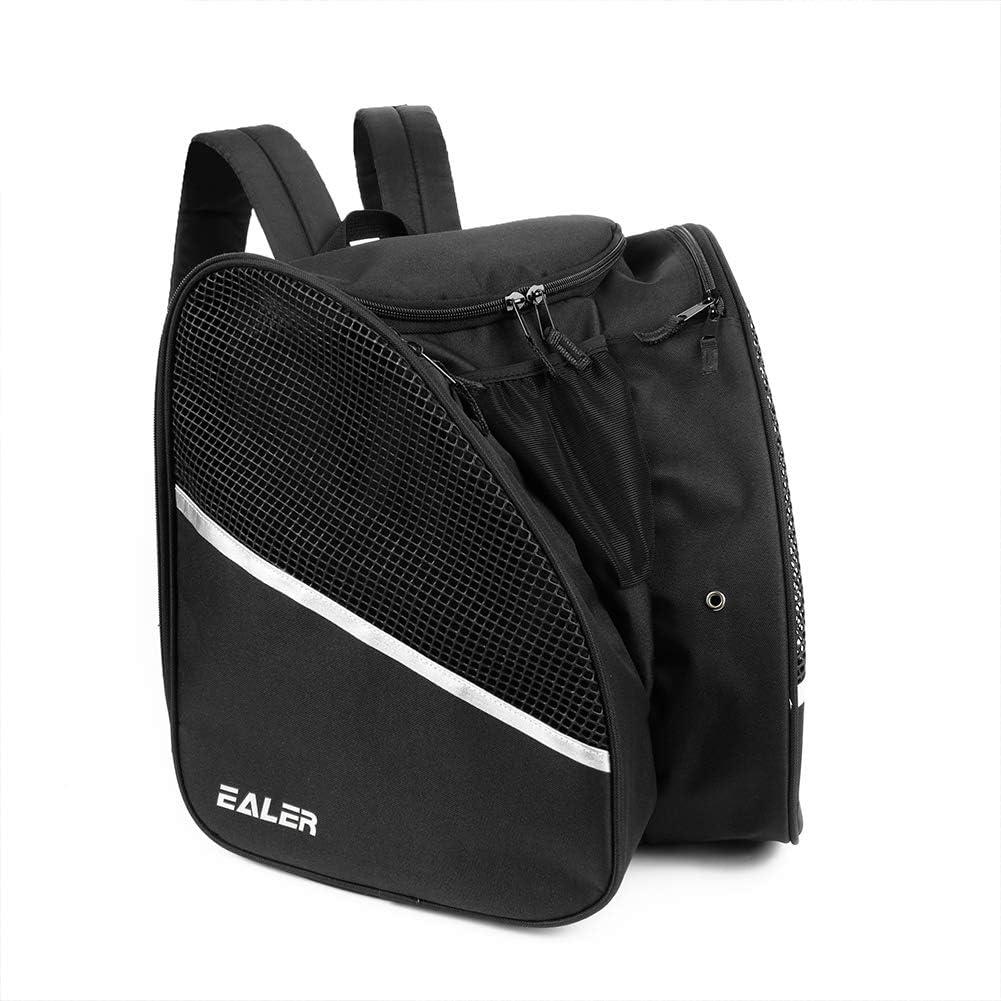 EALER Max 54% OFF HB500 Series Ice Skate In a popularity Backpack Boot SkatesSki Roller Bag