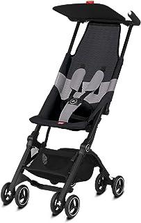 GB Pockit Air All-terrain 2019 Stroller, Velvet Black