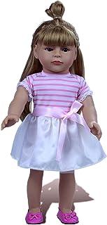 45 cm realistyczna lalka Reborn Baby Doll That Looks Real, America Doll dla wiek3+