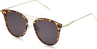 MESTIGE Women's Sunglasses Cateye Rylee in Demi Demi & Gold