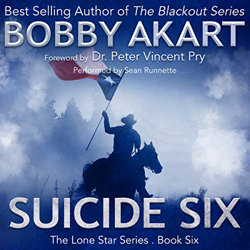 Suicide Six audiobook cover art