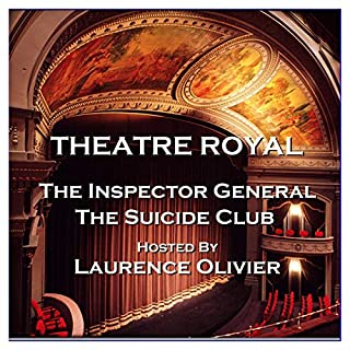 Theatre Royal - The Inspector General & The Suicide Club : Episode 10 audiobook cover art