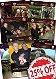 RUSSIAN SYSTEMA DVDS - Reality-Based Street Self-Defense Training, Hand to Hand Combat DVDs. Russian Martial Arts Instructional Videos - 8 DVD set in English