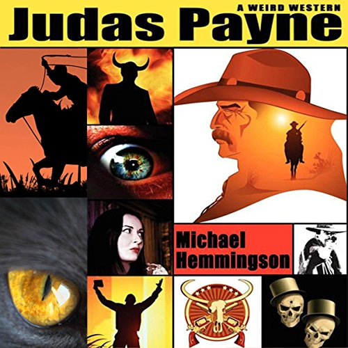 Judas Payne audiobook cover art