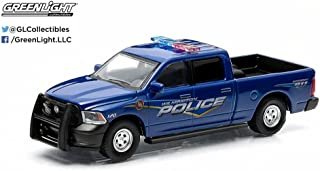 Hot Pursuit 2014 RAM 1500 / Wilmington, Ohio 2015 Series 15 Greenlight Collectibles 1:64 Scale Limited Edition Die-Cast Vehicle