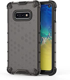 Quan Protection Cover Stylish and Personalized Anti-Fall Mobile Phone Case Protective Case Shockproof Honeycomb PC + TPU C...