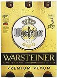 Warsteiner Premium Birra Bottiglia 330ML (Pacco da 18PZ)