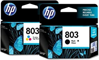 惠普HP 803 墨盒套装
