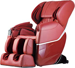 Zero Gravity Full Body Electric Shiatsu FDA Approved Massage Chair Recliner with Built-in..