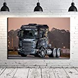 Puzzle 1000 Pieces Art Car Car Big Truck Picture Puzzle 1000 Pieces Animal Skill Game For The Whole Family Colorful Ing Game 50x75cm