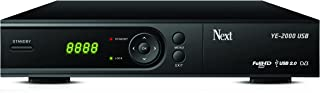 Next & NextStar Next YE-2000 HD USB, Masaüstü HD Uydu Alıcı