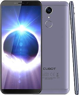 CUBOT Nova(2018)スマートフォンデュアル4G Android 8.1ロック解除、5.5インチ(18:9)タッチスクリーンSimフリー携帯電話、3GB RAM + 16GB ROM、デュアル4G LTE FDD SIM、13MP +...