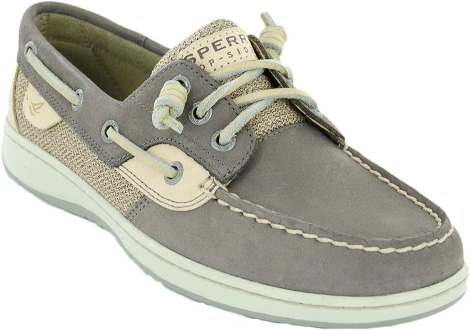 Sperry Top-Sider Women's Ivyfish Boat shoes (6 B(M) US, Graphite)