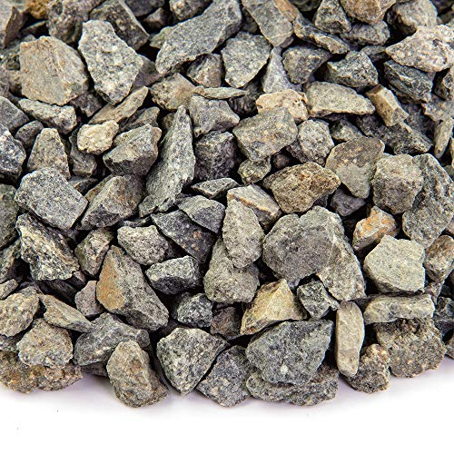 Landscape Rock and Pebble | 20 Pounds | Natural, Decorative Stones and Gravel for Landscaping