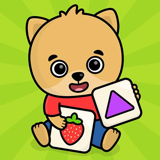 Prime parole - Giochi educativi per bambini dai 2 ai 5 anni