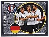 Panini EURO 2016 France - Sticker